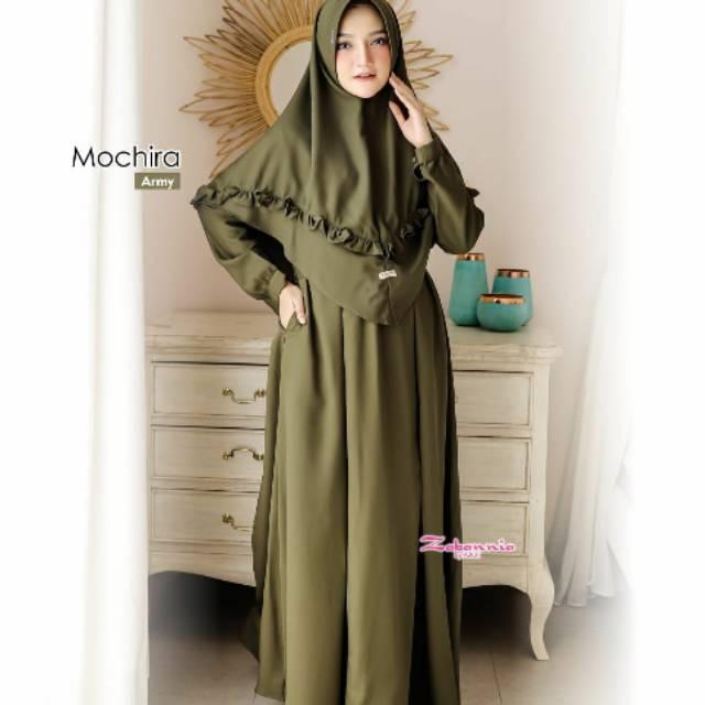 Set mochira dress by Zabannia_pusat