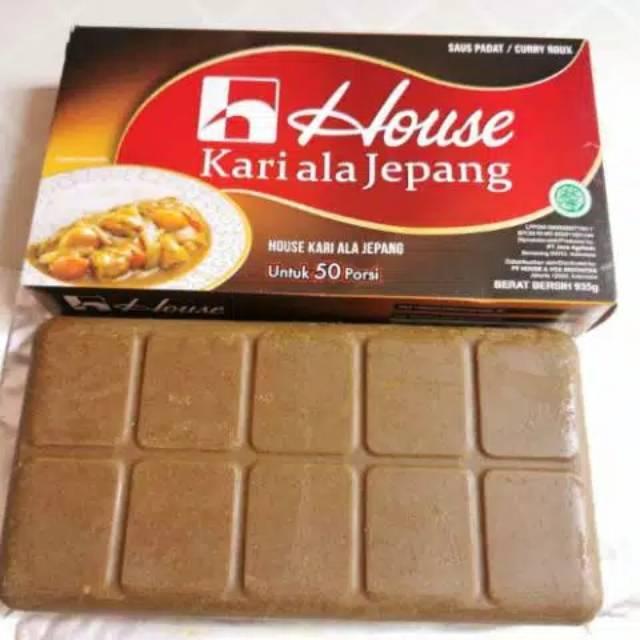 Bumbu Kari Jepang Halal 5 Porsi House Kari Ala Jepang Halal Mui Shopee Indonesia