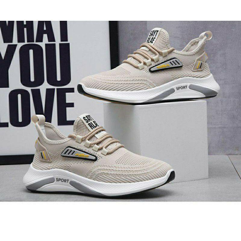 """7.7 HOT FANTASTIC SALE  ☞ Fashion 2021""""CZ 016""""Sepatu Sneakers Pria"""