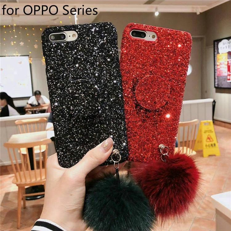 HY| OPPO A7 A3s A33 A37 A37F A39 A57 A71 A83 F1s F1 F3 Plus F5 F7 F9 F11 Pro Camellia Glitter Case | Shopee Indonesia