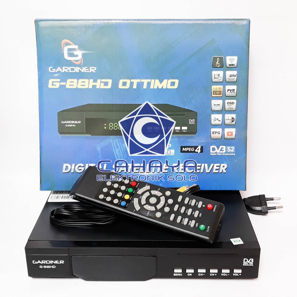 Receiver Ninmedia Gardiner Oracle Hd Untuk Mnc Group Rcti Global Tv Stb Shopee Indonesia