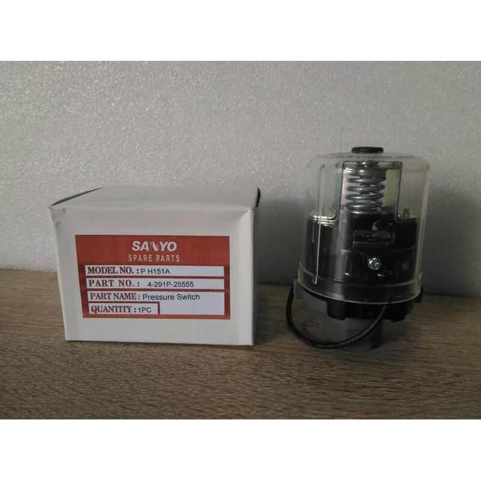 Spesial Harga Pressure Switch Otomatis Pompa Air Sanyo Ph151a 150 Diskon Shopee Indonesia