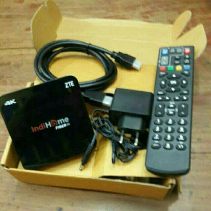 Promo STB Android TV Box 4K FULL ROOT Smart TV SUPPORT MOUSE STB INDIHOME  Termurah