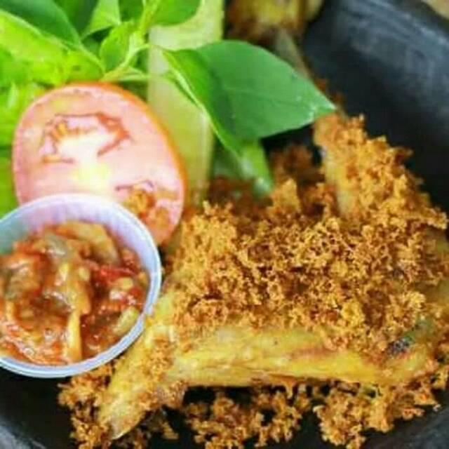 Ayam Goreng Kremes Shopee Indonesia
