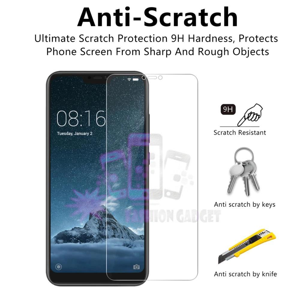 Tempered Glass Xiaomi Mi A2 Lite Note 5a Redmi 5 Pro A1 Indocreen Iscreen Anti Gores Oppo F3 Plus Clear 6a Screen Guard Hyper Shopee Indonesia