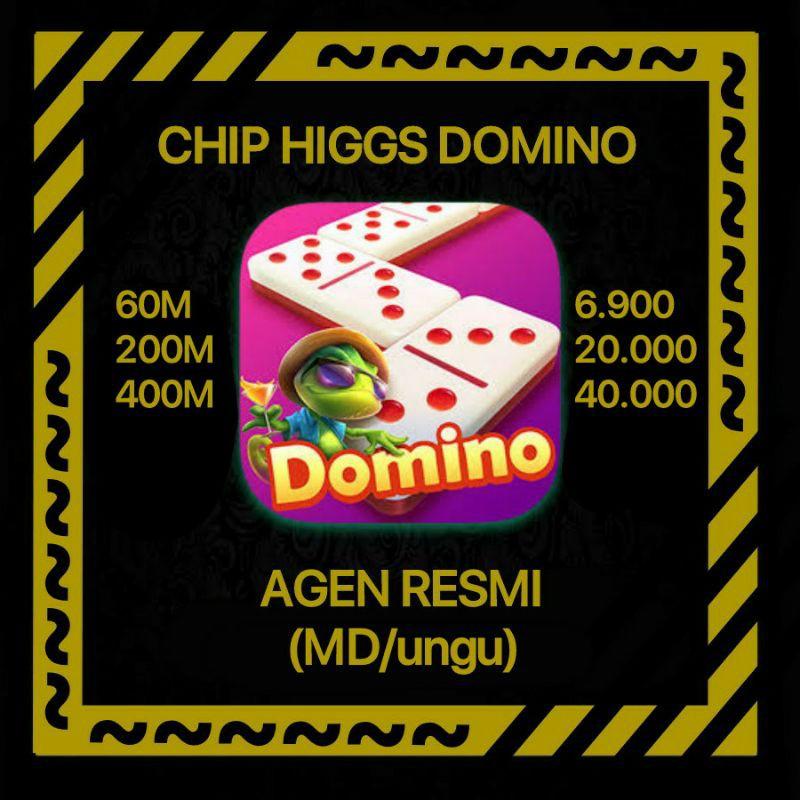 Chip Higgs Domino Agen resmi/ungu murah