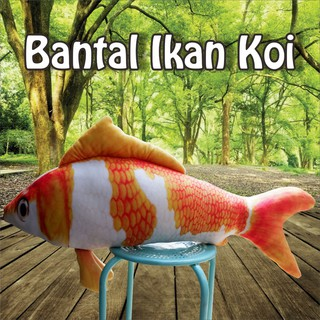 Bantal Ikan Koi Jumbo Size XL | Shopee Indonesia