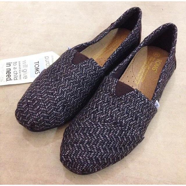 Sepatu Toms Shoes Original Asli Tartan (BOX included) FREE SHIPPING ... 9df62f633b