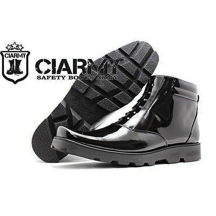 Sepatu Pdh Exclusive Sol Radial Mengkilap W3949  5c69f9029a