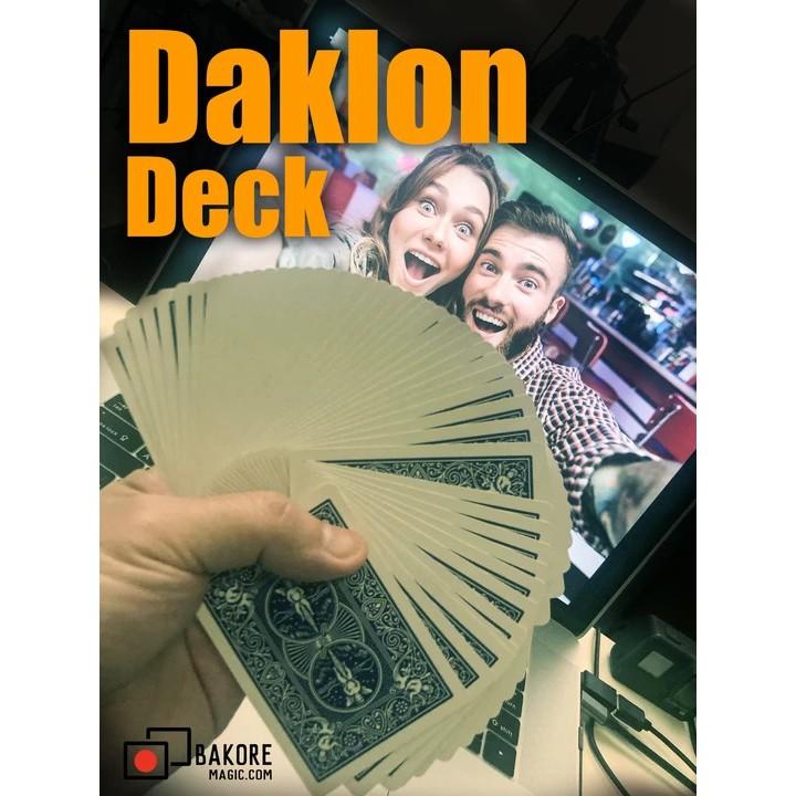DVD SULAP Daklon Deck by Bakore Magic | Shopee Indonesia