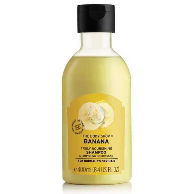 The Body Shop Banana Truly Nourishing Shampoo 400ml-1