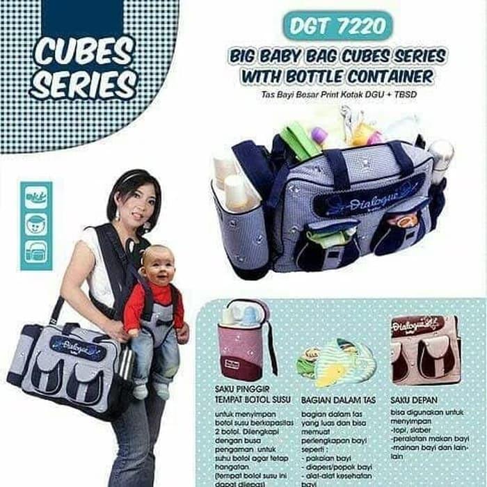 tas baby besar - Temukan Harga dan Penawaran Perlengkapan Travelling Bayi  Online Terbaik - Ibu   Bayi Desember 2018  8280ac5d00