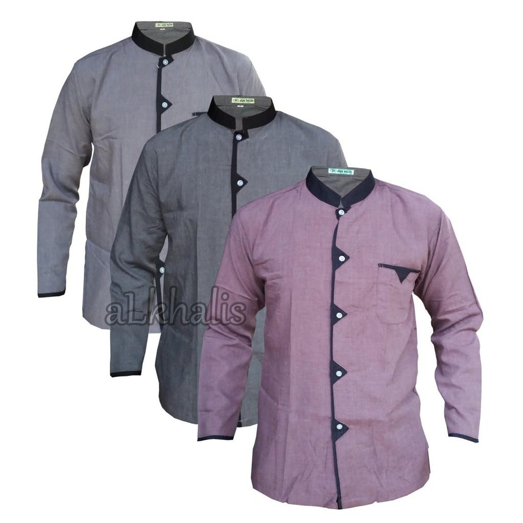 Belanja Online Atasan Muslim Pria - Fashion Muslim  e0ca1d29b5
