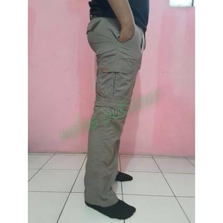 Warna warni multifungsi ganda kait 5 cara rak gantungan celana panjang .