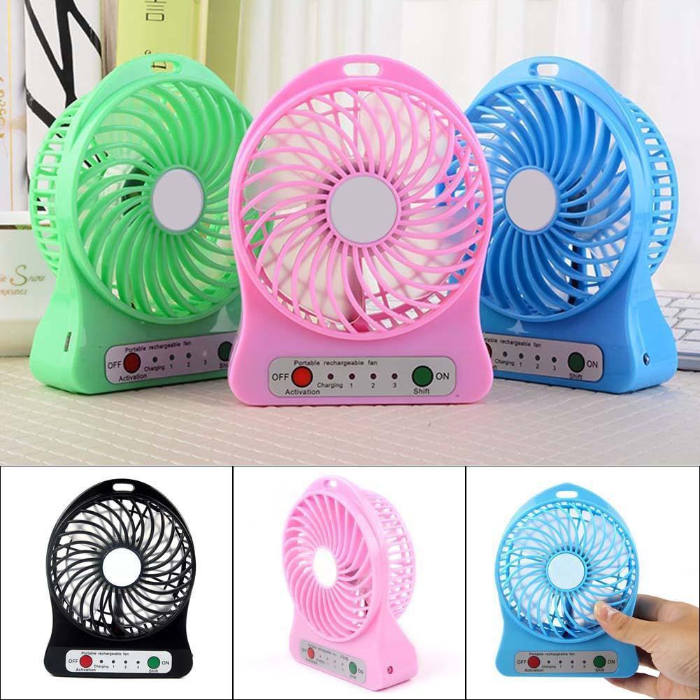 Power Bank Kipas Angin Mini Portable Fan Usb Lentera Senter Dan Powerbank Shopee Indonesia
