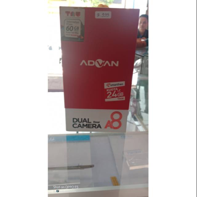harga Advan A8 Shopee.co.id