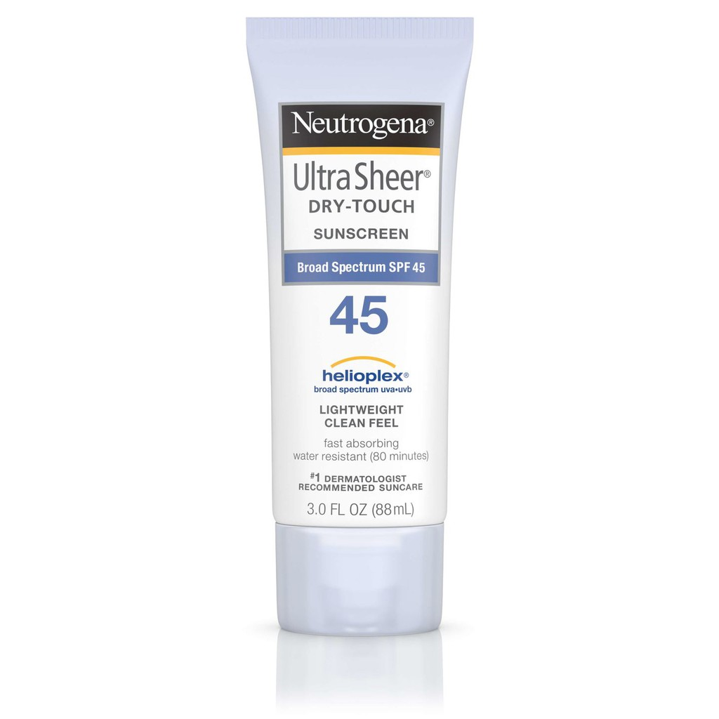 Kosmetik Neutrogena Daftar Harga November 2018 Hn Crystal 39gr Serum Gold Ultra Sheer Dry Touch Sunscreen Broad Spectrum Spf 45 3 Fl