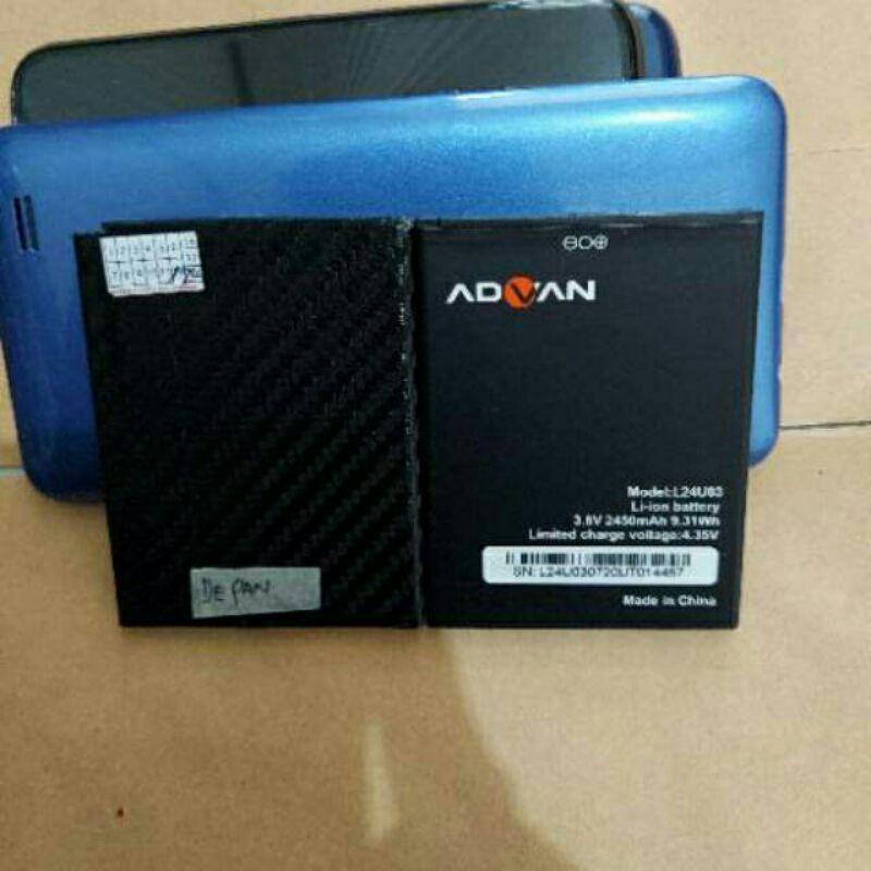 Baterai batrai batre advan nasa model L24U03