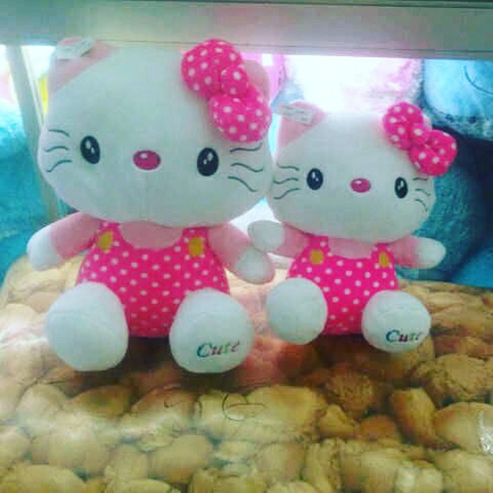 Boneka Mainan Bayi Anak Anak Karakter Hewan Kucing Lucu Tokoh Serial Film Kartun TV Jepang HELLO