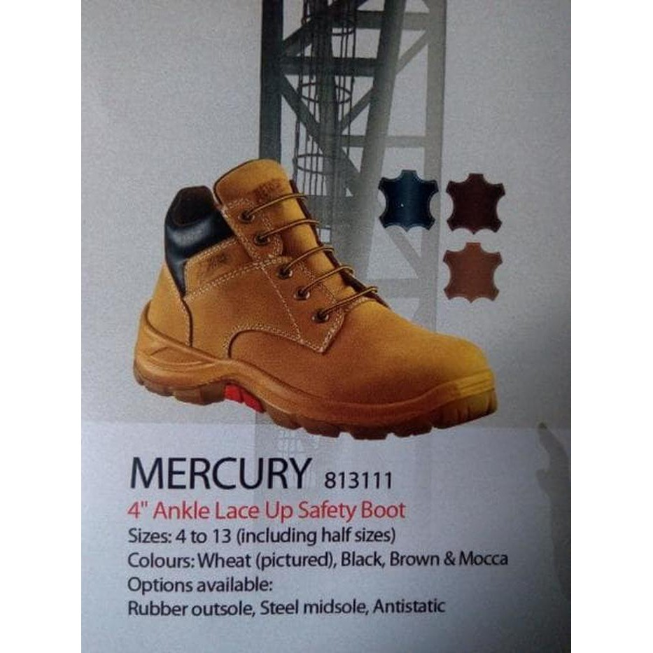 [Safety] sepatu safety AETOS MERCURY 813111