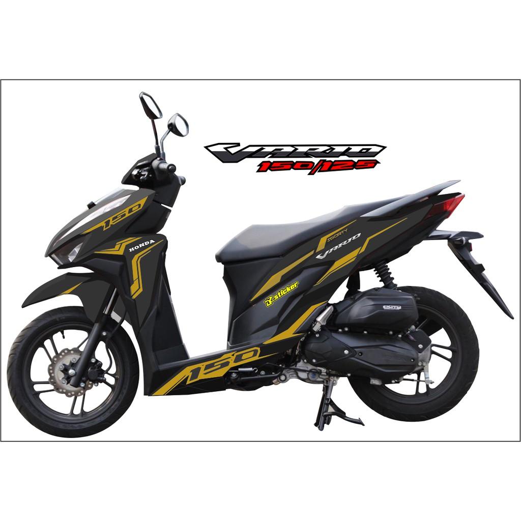 Cutting Honda Vario 150 New 2019 Shopee Indonesia