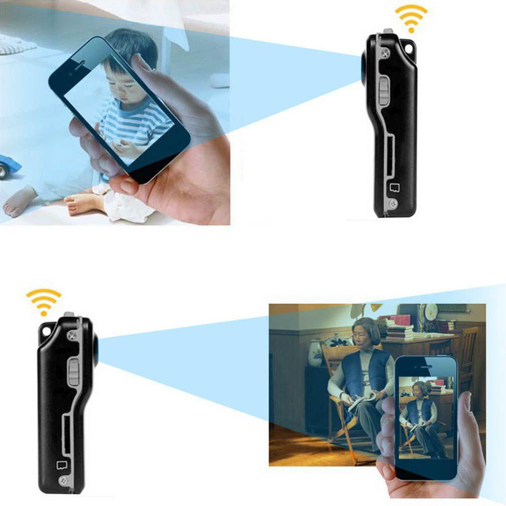 Kamera CCTV Mini Remote IP Wifi untuk Android/PC/iPhone | Shopee Indonesia