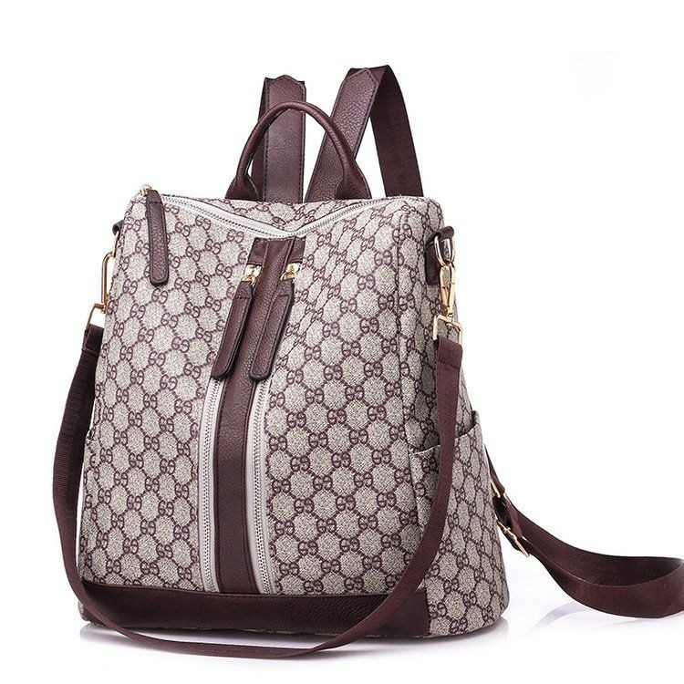 d2873f7a07f Terbaru. Tas Gucci Tote Brown Type Navy Ribbon Mirror Quality Real ...