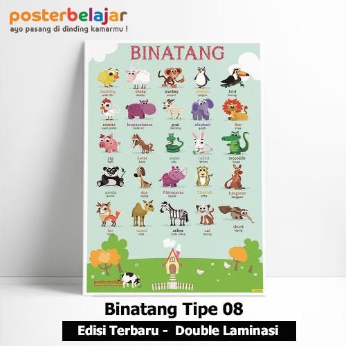 108+ Gambar Binatang Lucu Untuk Anak Paud Terbaik