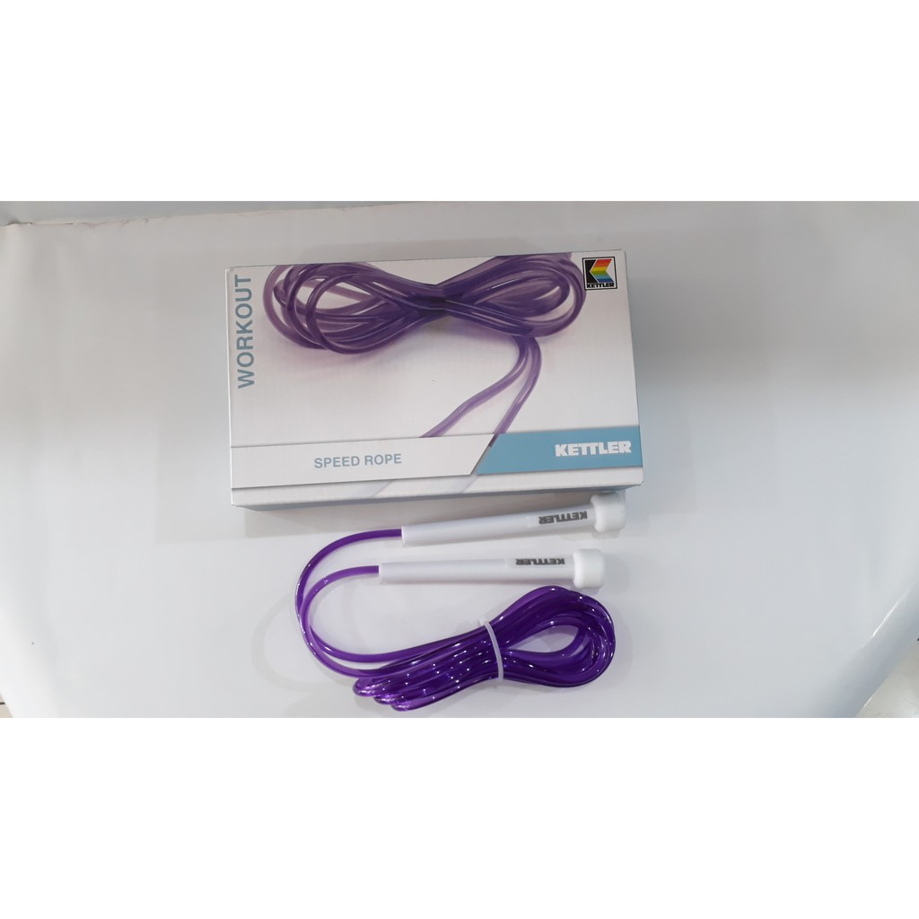 Skipping Jump Rope Kettler Original Busa Tali Speed Olahraga Shopee Indonesia