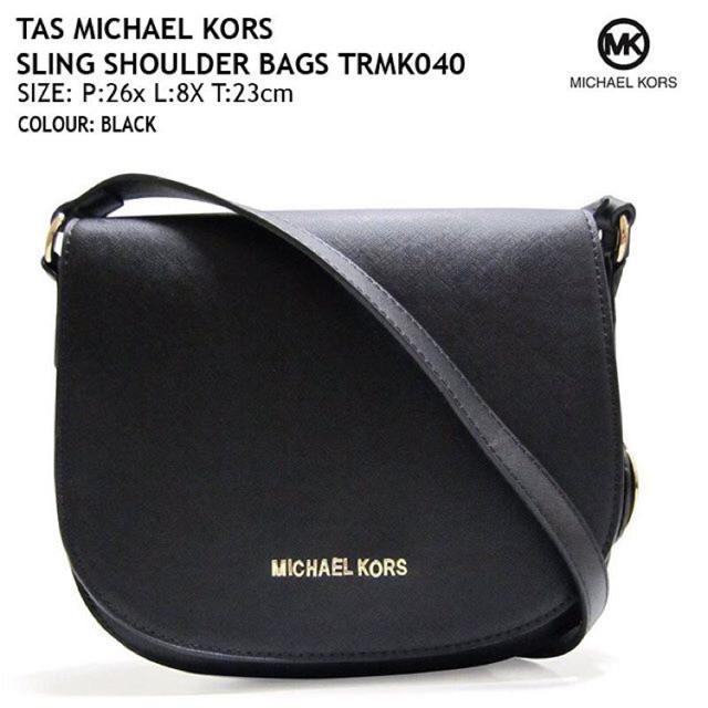 c568f9616fa3 new Tas michael kors viviane black | Shopee Indonesia