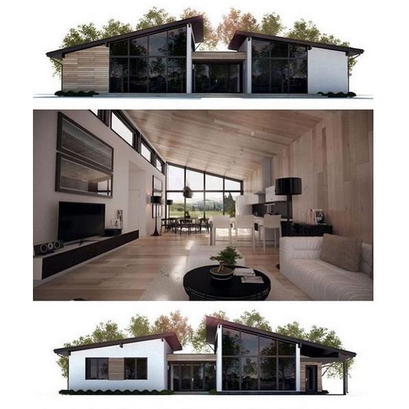 Desain Ruang Tamu Untuk Ruko  gambar desain interior eksterior dan rab rumah toko cafe