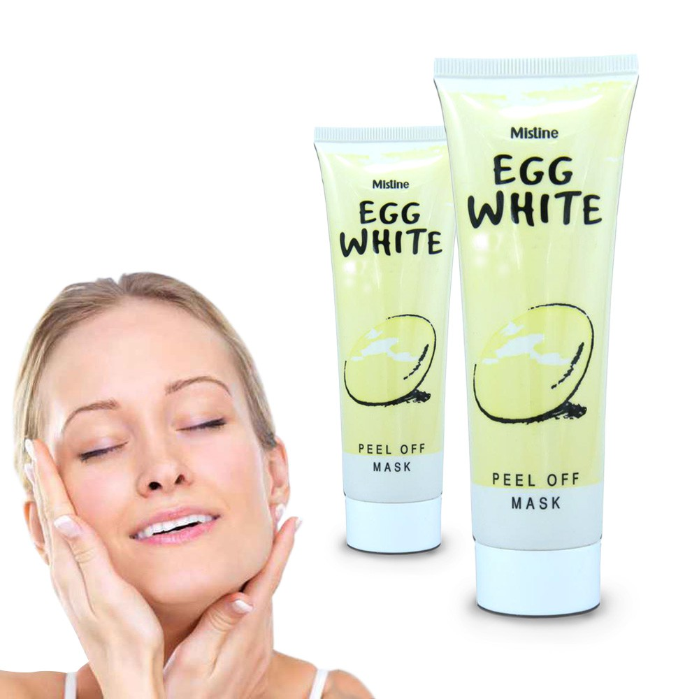 HANASUI EGG WHITE PEEL OFF MASK / HANASUI EGGWHITE / BPOM / ORIGINAL | Shopee Indonesia