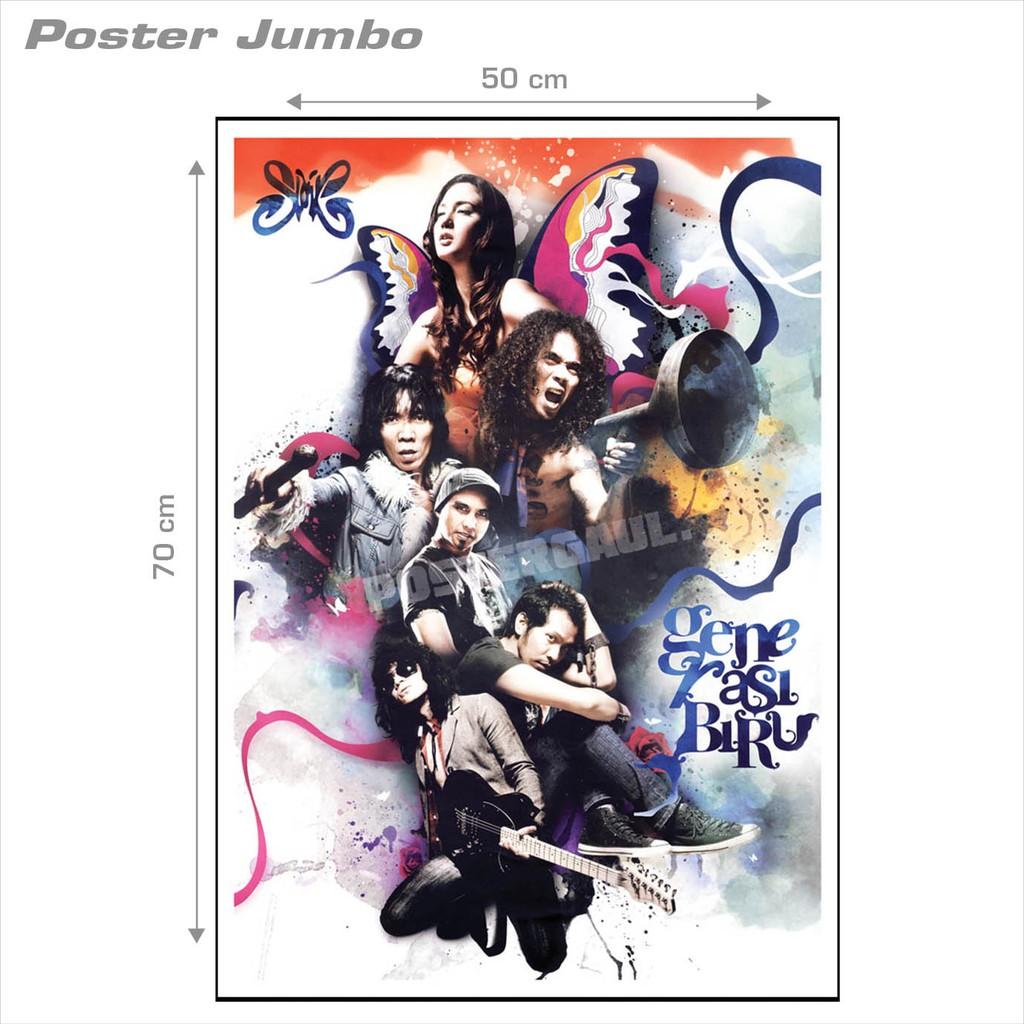 Poster Jumbo: ALBERT EINSTEIN #AE04 - 50 x 70 cm .
