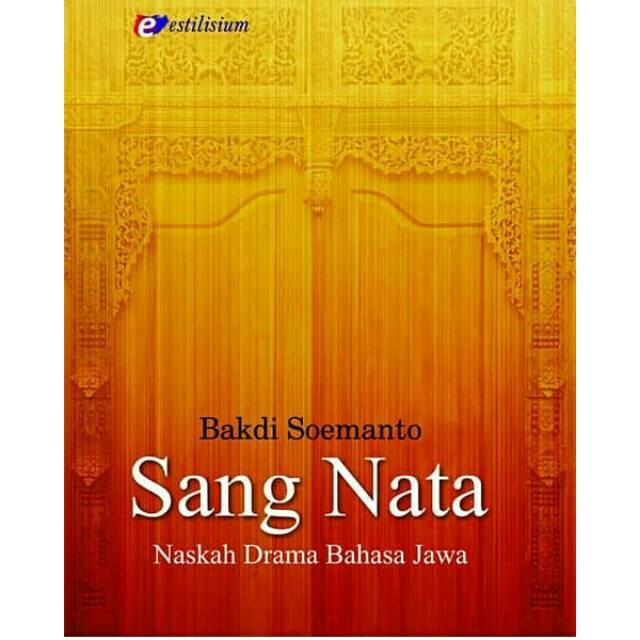 Sang Nata Naskah Drama Bahasa Jawa Murah Original Shopee Indonesia