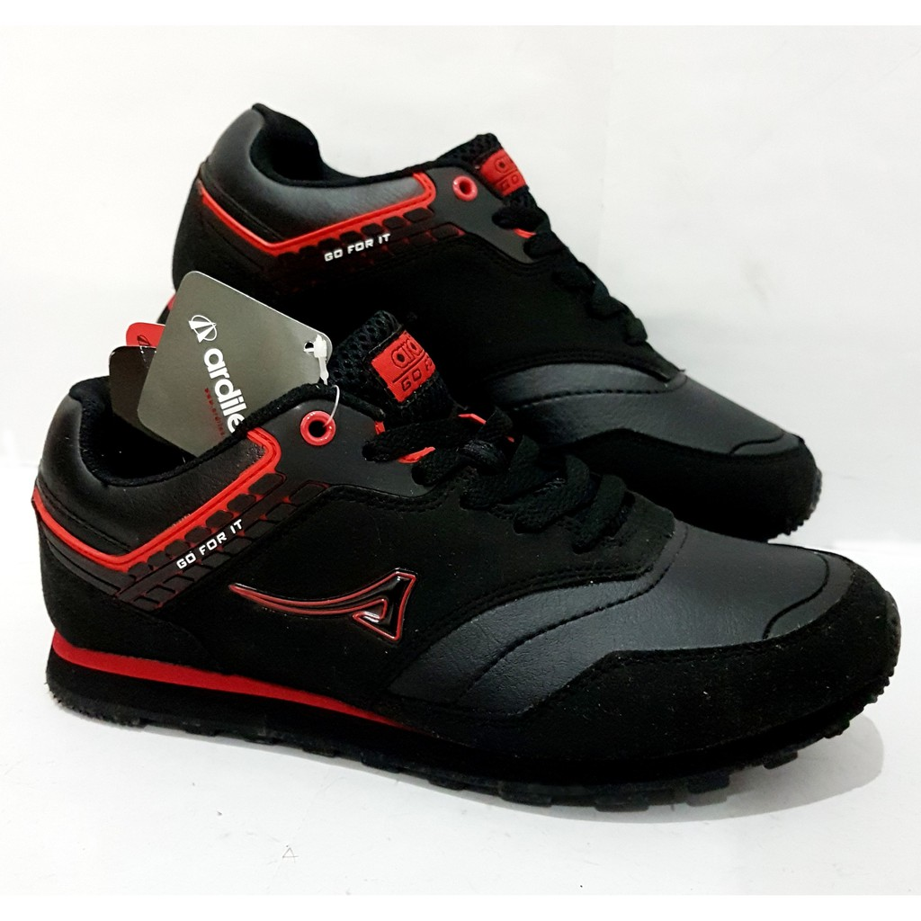 Sepatu Sport Wanita Ardiles Jogging Running Fitness Senam Shopee Women Laziza Navy 38 Indonesia