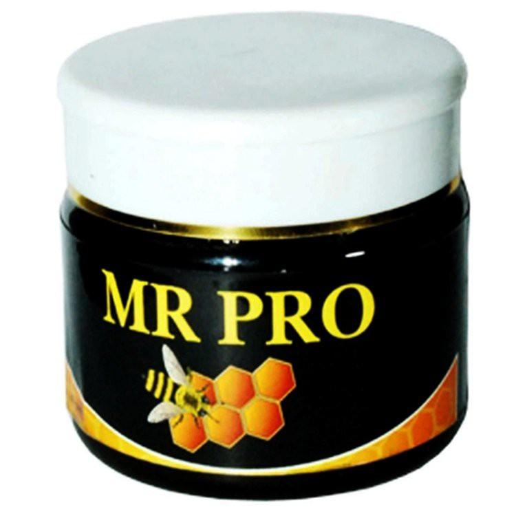 Mr Pro Madu Royal Jelly Asli Original Hwi / Suplemen Penambah Nafsu Makan Penggemuk Badan Alami   Shopee Indonesia