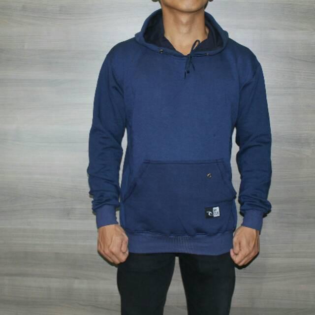DISTRO BANDUNG Jaket hoodie fila black premium  e7097c8398