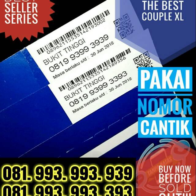 nomor cantik xl - Temukan Harga dan Penawaran Kartu Perdana Online Terbaik - Handphone & Aksesoris Februari 2019   Shopee Indonesia