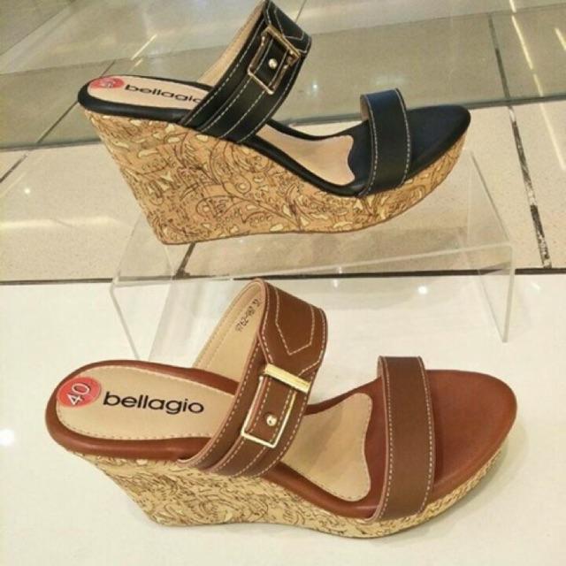Sepatu Wedges import  8ce5e46461