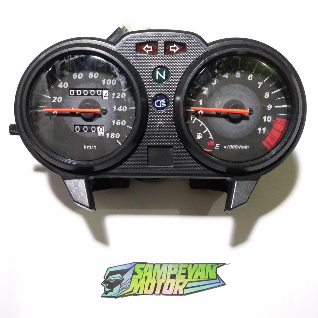 Spido Speedometer Honda Megapro Primus Zenku