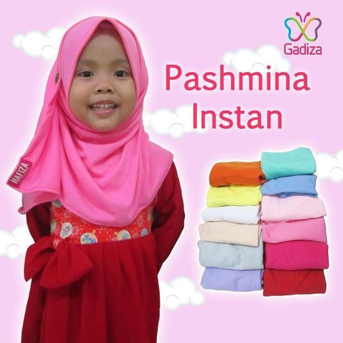 Parisku Pashmina Instant Katun Premium Amira Peach Daftar . Source · Hijab / Jilbab Kerudung Instan. Source · Pashmina instan .