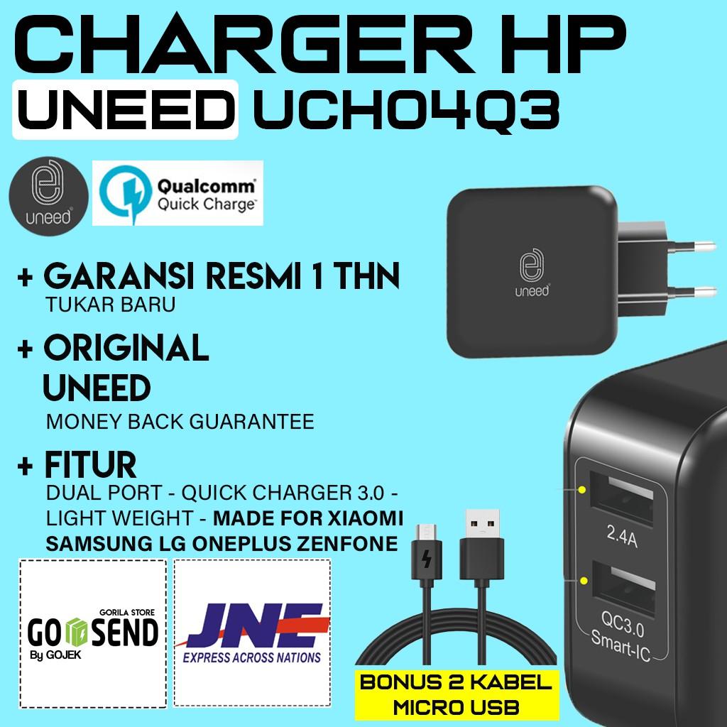 New Powerbank Uneed Quickbox 20000 Mah Qualcomm Quick Charge 30 8000mah Dual Usb Port Real Capacity Original M20 Q20 Shopee Indonesia