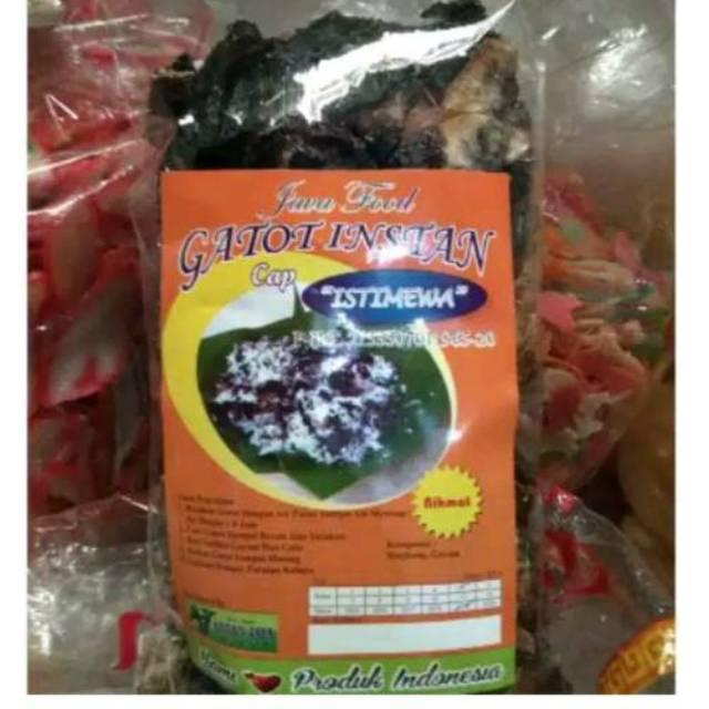 Gatot Instan Gatot Singkong Gatot Enak 400gr Shopee Indonesia