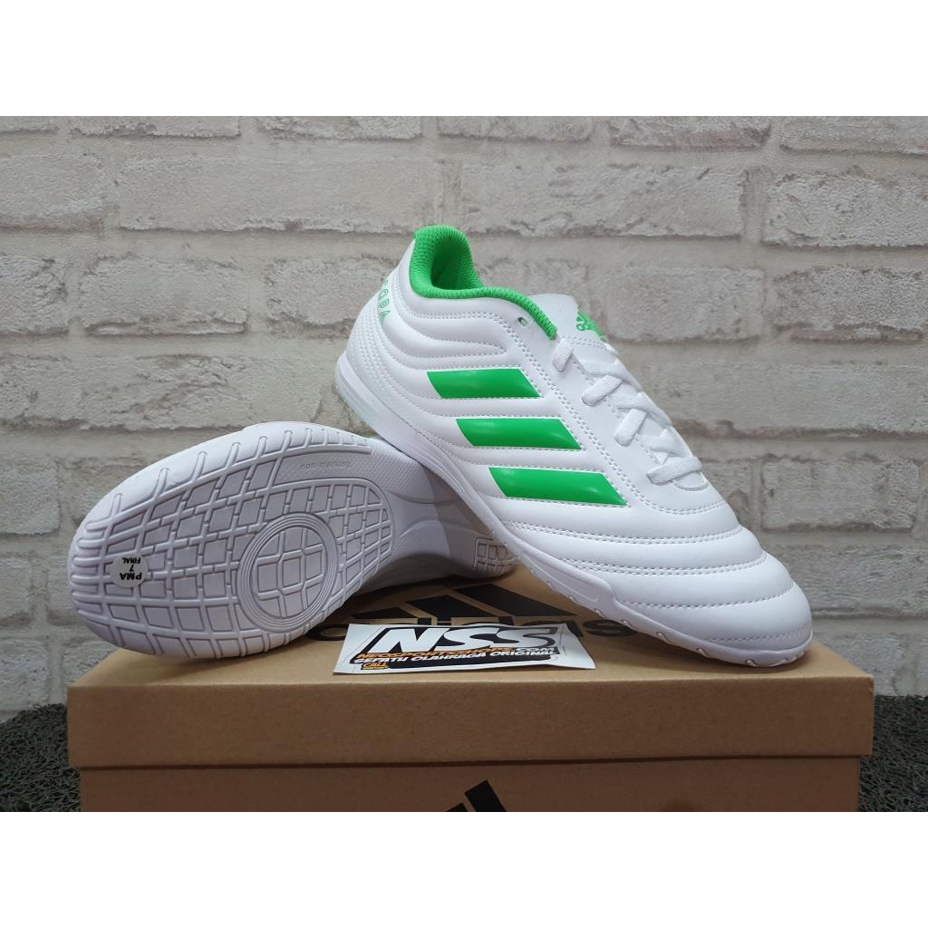 Sepatu Futsal Adidas Copa 19 4 In Original D98075 Shopee Indonesia