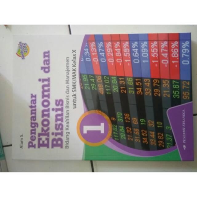 Buku Ekonomi Bisnis Kelas 10 Smk Pdf - Info Berbagi Buku