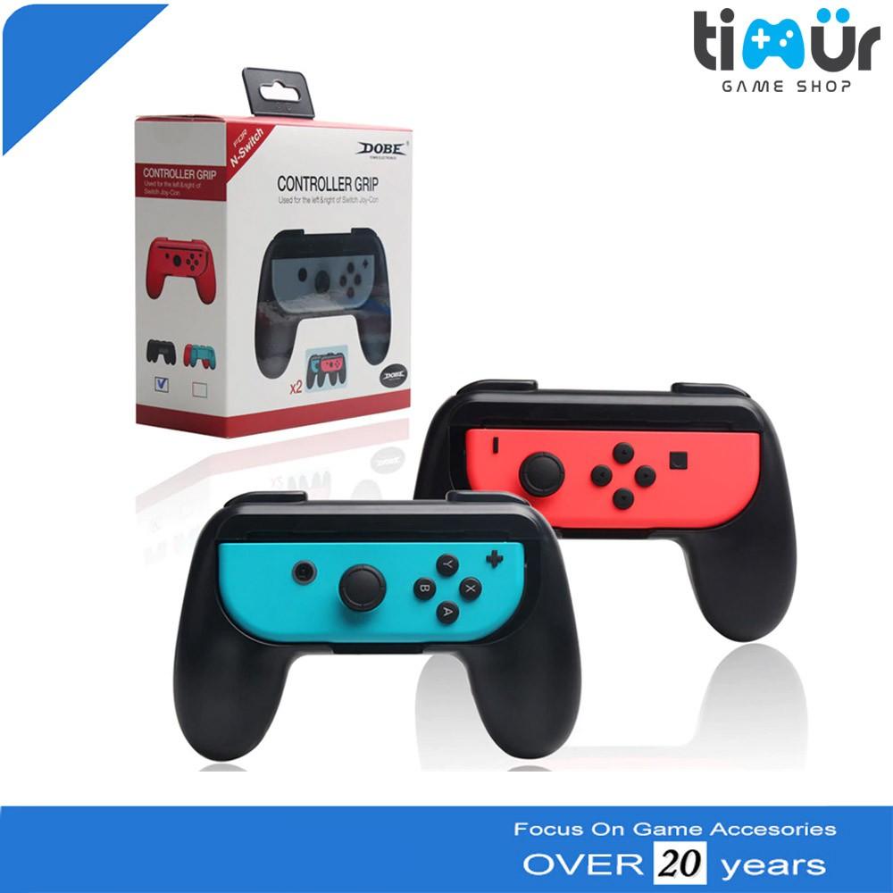 Controller Grip Joy-Con Handle Kit 2 Pack Nintendo Switch DOBE