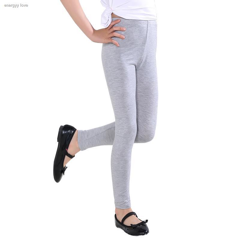 Celana Legging 7 8 Tipis Warna Putih Untuk Anak Perempuan Shopee Indonesia