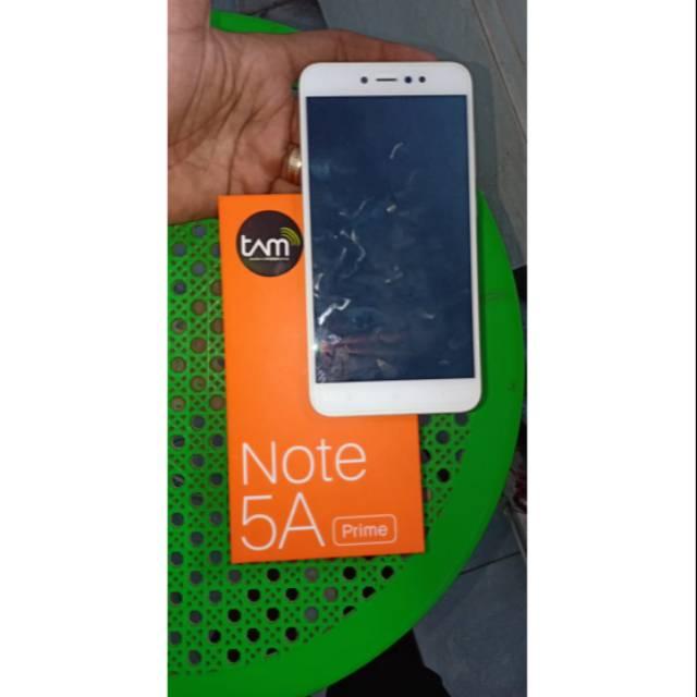 Xiaomi Note 5a Prime Hp Bekas Shopee Indonesia