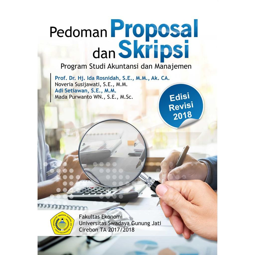 Buku Penyusunan Proposal Dan Skripsi Shopee Indonesia
