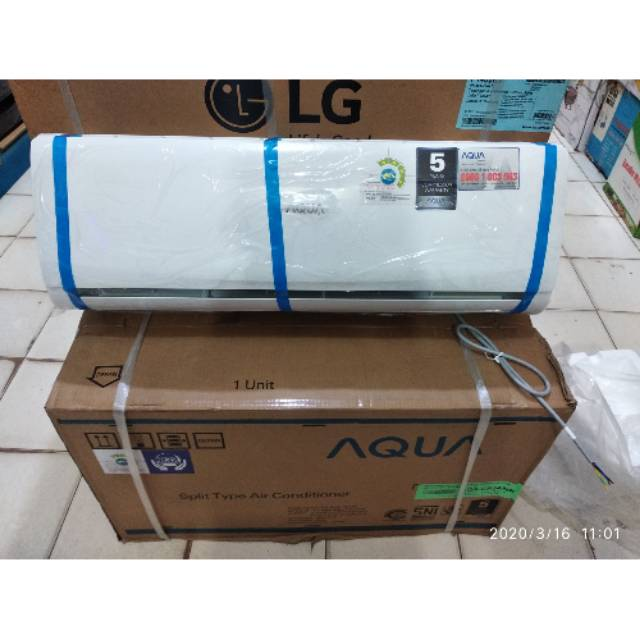 AC standar AQUA japan 1/2 pk